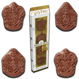 Jelly Belly Harry Potter Milk Chocolate House Crest 28g