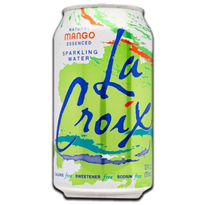 La Croix Mango Sparkling Water 355ml
