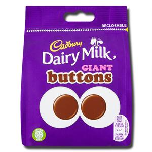 Cadbury Buttons Giant Bag 119g