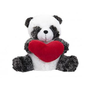 Panda With Giant Love Heart 100g