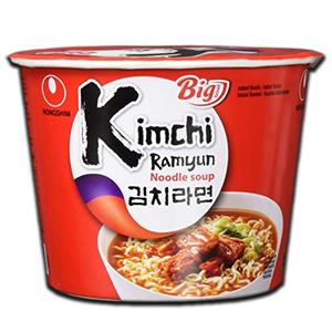 Nongshim Big Bowl Kimchi Ramyun Noodle Soup 112g