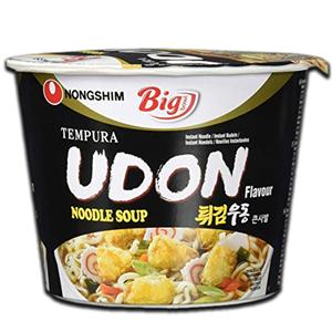 Nongshim Big Bowl Udon Instant Cup Noodle 111g