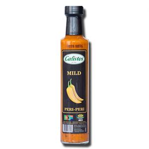 Calisto's Mild Peri Peri Sauce 250ml