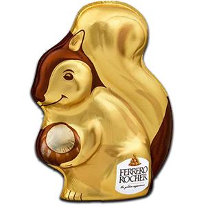 Ferrero Rocher Squirrel Milk Chocolate and Hazelnut 90g
