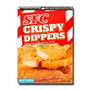 SFC Crispy Dippers 200g