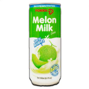 Pokka Melon Milk Drink 240ml