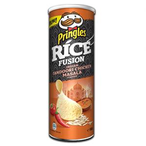 Pringles Rice Fusion Tandoori Chicken Masala 160g