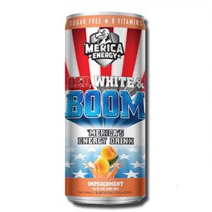 America Energy Red, White & Boom Impeachment 480ml