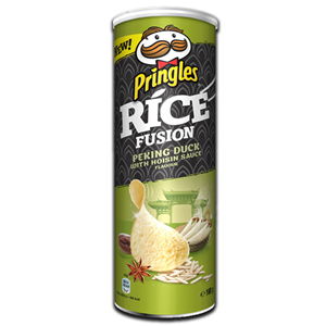 Pringles Rice Peking Duck with Hoisin Sause 160g