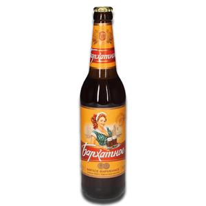 Cerveja Barhatnoe Firmennoe 4,6% 470ml
