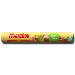 Marabou Mint Chocolate Roll 78g