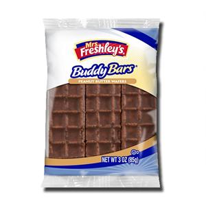 Mrs. Freshley's Peanut Butter Waffers 85g