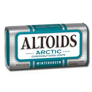 Altoids Artic Wintergreen 34g