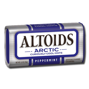 Altoids Artic Peppermint 34g