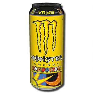 Monster Energy The Doctor 500ml