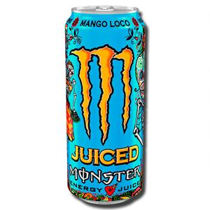 Monster Energy Juice Mango Loco 500ml