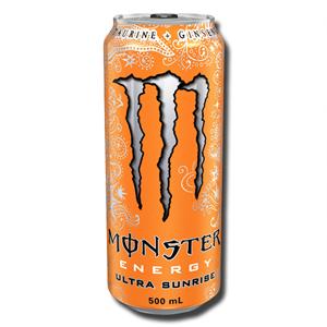 Monster Energy Ultra Sunrise Zero 500ml