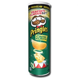 Pringles Cheese & Onion 200g