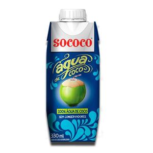 Sococo Agua de Coco 1L