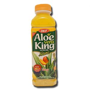 OKF Aloe Vera Mango Drink Natural 500ml
