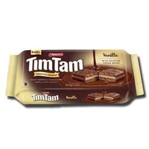 Arnott's Tim Tam Vanilla 94.5g