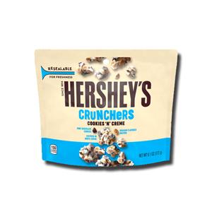 Hershey's Crunchers Cookies 'N' Creme 172g