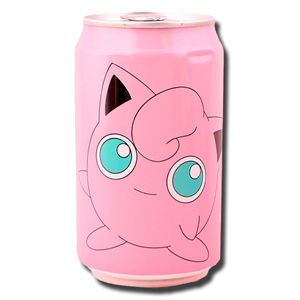 Ocean Bomb Pokemon Jigglypuff Peach Sparkling Water 350ml