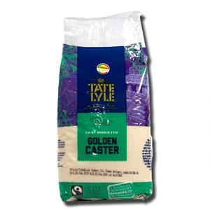Tate & Lyle Golden Caster Sugar 1Kg
