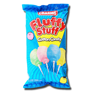 Charms Fluffy Stuff Cotton Candy 99g