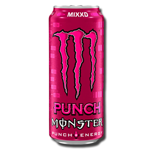 Monster Energy Mixxd Punch 500ml