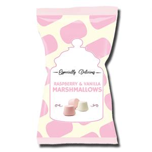 Coop Vanilla and Raspberry Marshmallows 160g