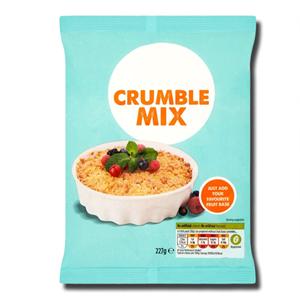 Coop Crumble Mix 227g