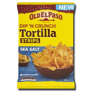 Old El Paso Tortilla Strips 185g
