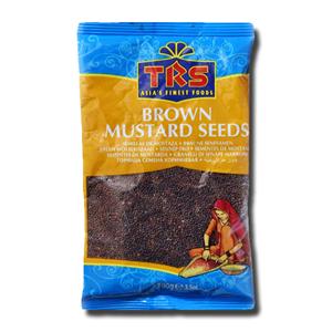 TRS Sementes de Mostarda - Mustard Seeds 100g