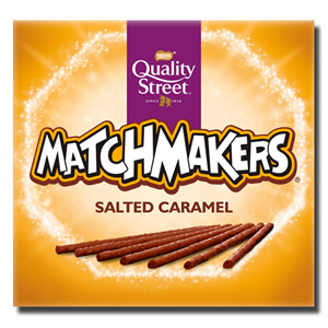 Nestlé Quality Street Matchmakers Salted Caramel 120g