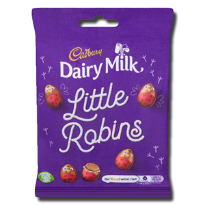 Cadbury Dairy Milk Little Robins 86g