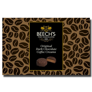 Beech's Dark Chocolate Coffee Creams 150g