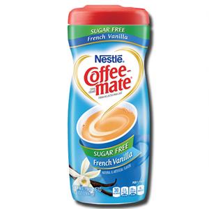 Nestlé Coffee Mate French Vanilla Sugar Free 289.1g