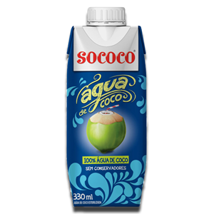 Sococo Agua de Coco 200ml