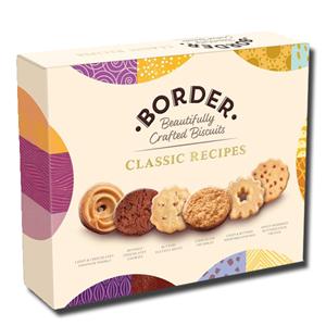Border Classic Recipes 400g