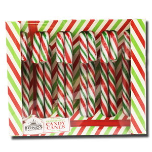 Bonds of London Candy Canes 144g