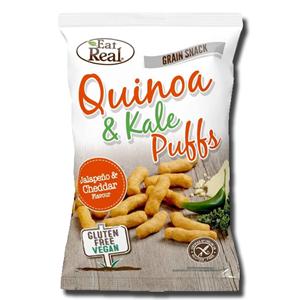 Eat Real Quinoa & Kale Puffs 113g