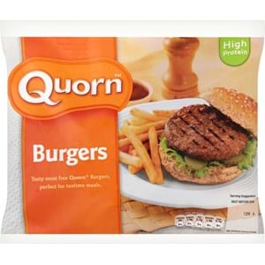 Quorn Burgers 300g
