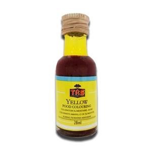 TRS Yellow Food Colour - Corante Amarelo 28ml