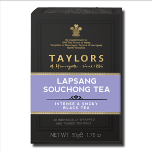 Taylors Lapsang Souchong Tea 20's