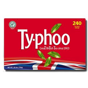 Typhoo 240's