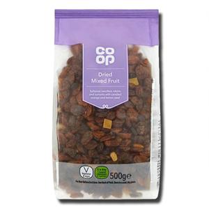 Coop Mixed Fruit 500g
