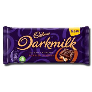 Cadbury Darkmilk Roasted Almond 85g