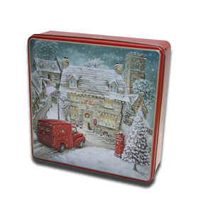 Grandma Wild Shortbread Tin The Old Post Office 400g