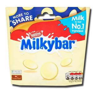 Nestlé Milkybar Buttons Share Pouch 212g